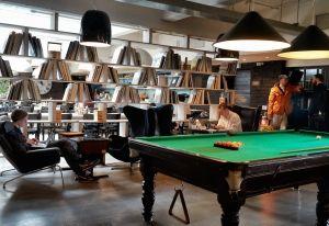Games Room. La sala giochi si trova accanto allo Square Bar e resta aperta tutto il giorno. La sala dispone di un tavolo da biliardo e di una selezione di giochi classici