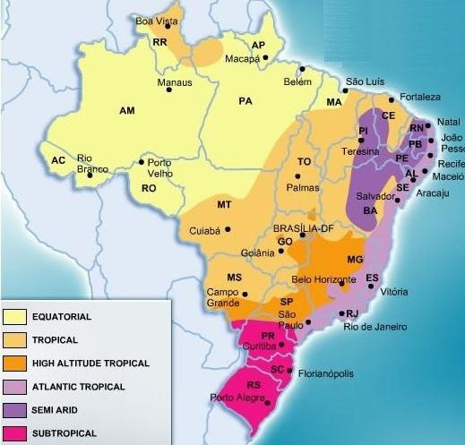 Best Mapas Images On Pinterest Brazil Chile And Media Storage - Google map of brazil