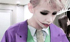 Joker V bout sexy as fuvk.... O.o