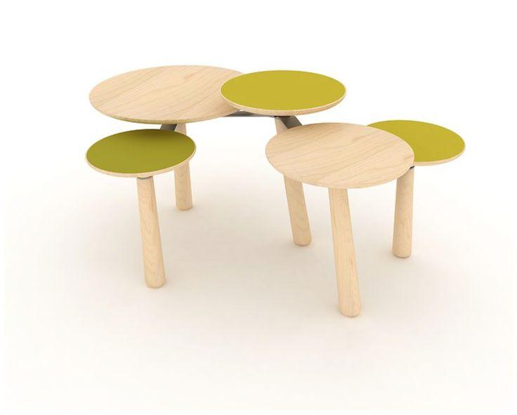 1000 id es sur le th me table basse modulable sur pinterest canap de relax - Table modulable conforama ...