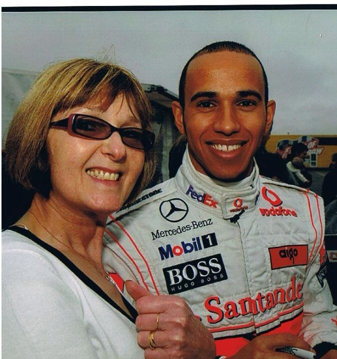 With Lewis at PFI 2008?