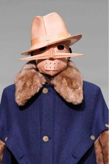 Walter Van Beirendonck / mask / / on TTL Design