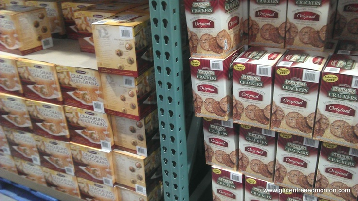 Costco's Gluten Free Products are Growing and Growing #yegfood #gfree