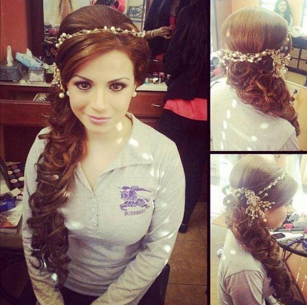 Peinado de novia peinados de boda novia pinterest