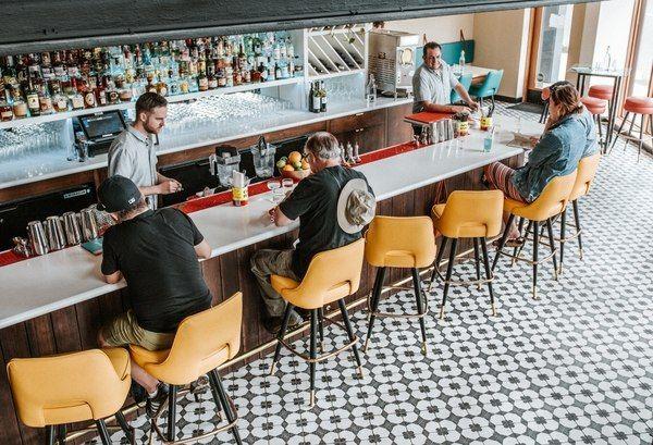 Palomar Combines Cuba And New Orleans Into Portland S Next Great Cocktail Bar Willamette Week Restaurant Photos Restaurant Furniture Cocktail Bar