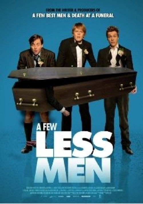 Watch A Few Less Men 2016 Full Movie Online HD