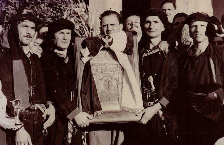 e-Pontos.gr: Οι ιδρυτές της Ιεράς Μονής Παναγίας Σουμελά στο Βέ...