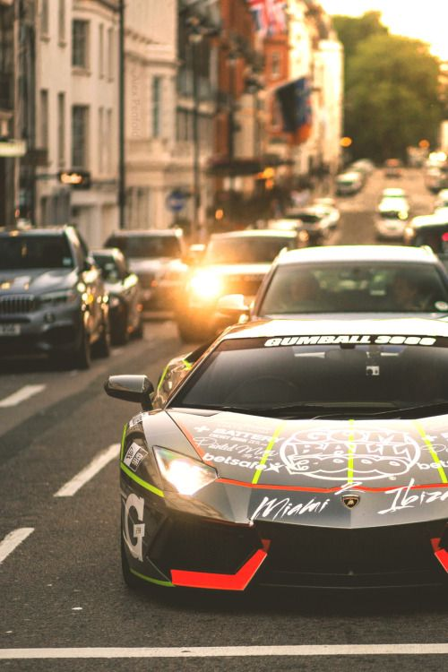 tryintoxpress:  Gumball 3000 -Alex Penfold-