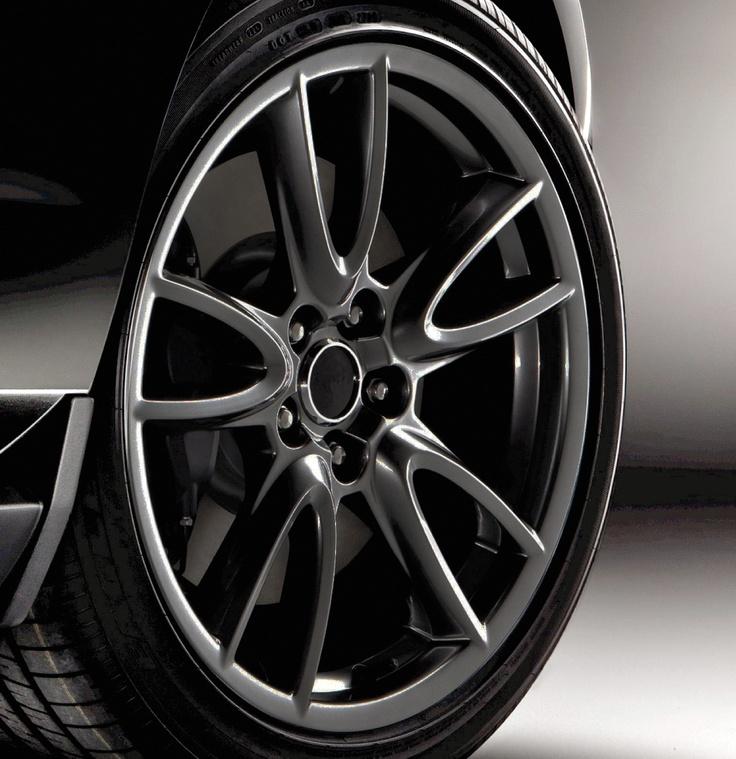 Ford Racing Black 2011 Mustang GT Track Pack Wheels ...
