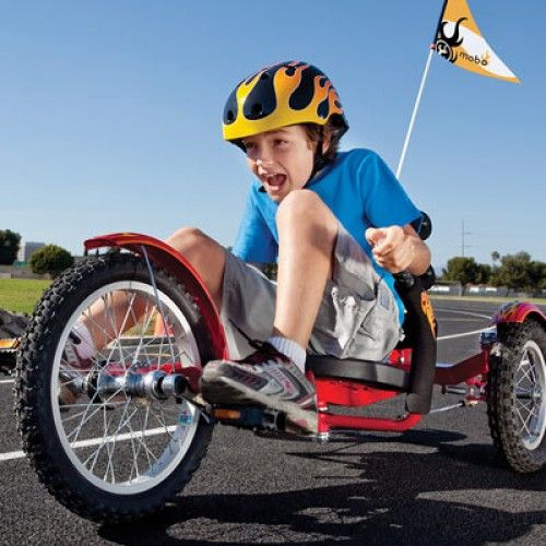 Mobo Mobito | Three Wheeled Cruiser for Kids | Fun Bicycle for Children