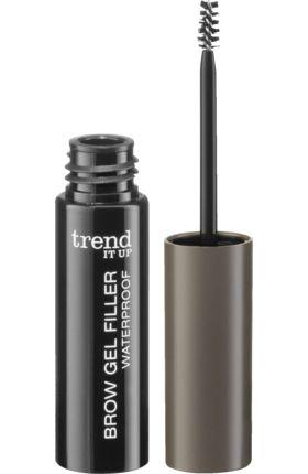 Das Augenbrauen Styling-Gel formt, fixiert und verdichtet sanft die Augenbrauen. Die intensive und wasserfeste Farbe läßt sich mit dem präzisem Mini-Bürstc...