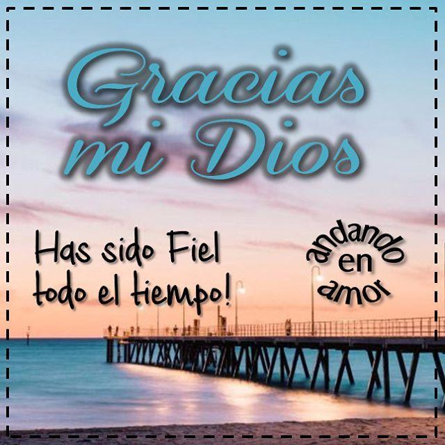 Durante todo este año, Dios ha estado conmigo, en las buenas y en las no tan buenas, me ha provisto de todo lo que he necesitado y más, y me ha fortalecido para seguir confiando en Él. Sé que Sus planes son de bien para todos los que lo aman. #EnDiosConfío #TeAmoDios #EresTodoParaMi #GraciasDios #HasSidoFiuel #DiosEsAmor #DiosEsBueno #DiosesFiel #Cristianos #Biblia #PalabradeDios #Reflexiones #frases #Consejo #mensajespositivos #creatividad #AndandoEnAmor #Despidiendo2016 Lindo dia…