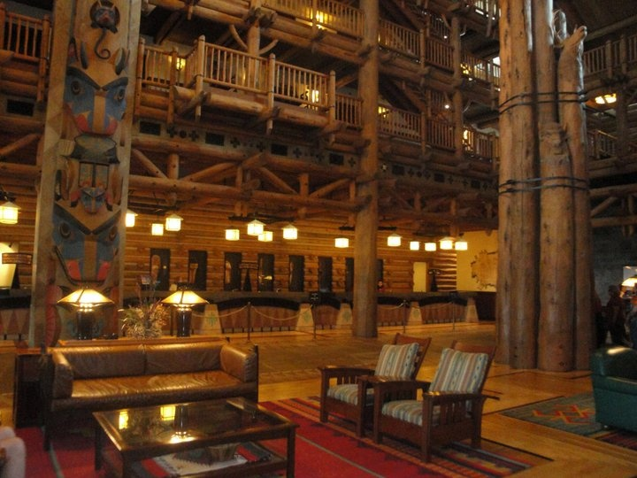 Wilderness Lodge. I have ALWAYS wanted to go here, ever since I was little. We WILL take V here!