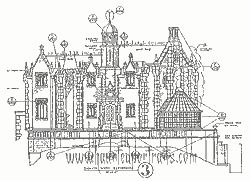 Haunted Mansion Blueprints Happiness Pinterest