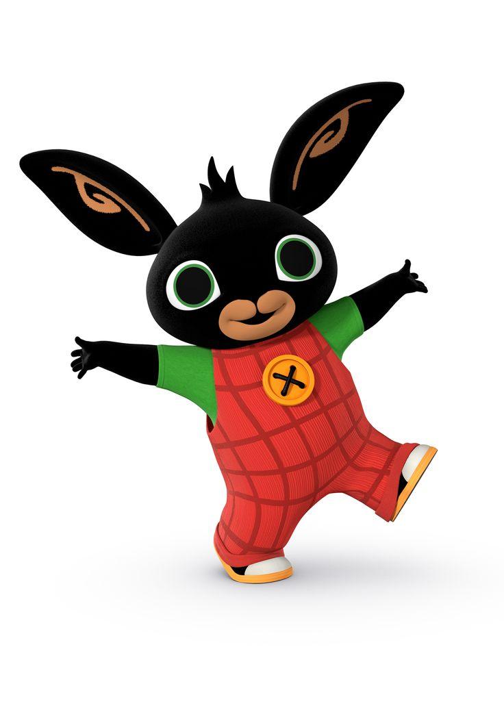 Bing Bunny – Character colouring sheets  