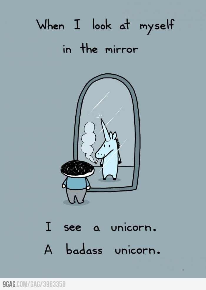 Unicorns ^_^ LOL