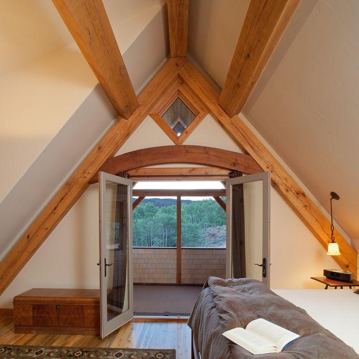 204 besten Timber Frame Bilder auf Pinterest | Holzrahmen ...