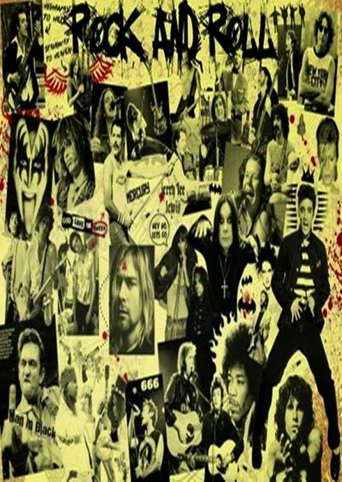 Muro do Classic Rock   IMÁGENES   Cantantes de rock, Dia del