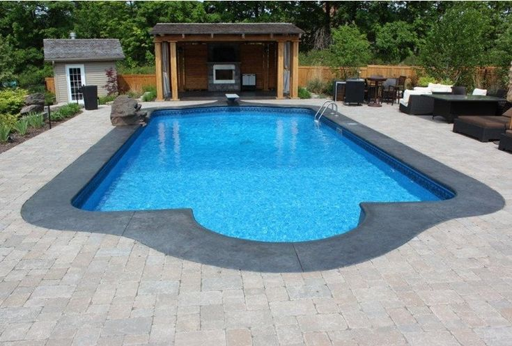 76 best beton imprime tour de piscine images on for Pool design roseville ca