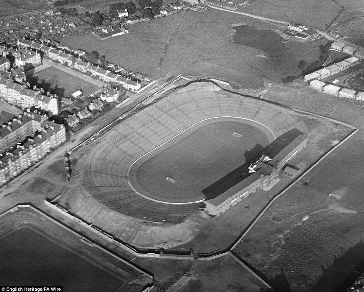 Hampden Park In Glasgow Where The Scotland Football Team Plays Its Home Matches As