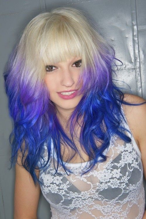 1000+ images about Blue & Green Hair 1 on Pinterest ...
