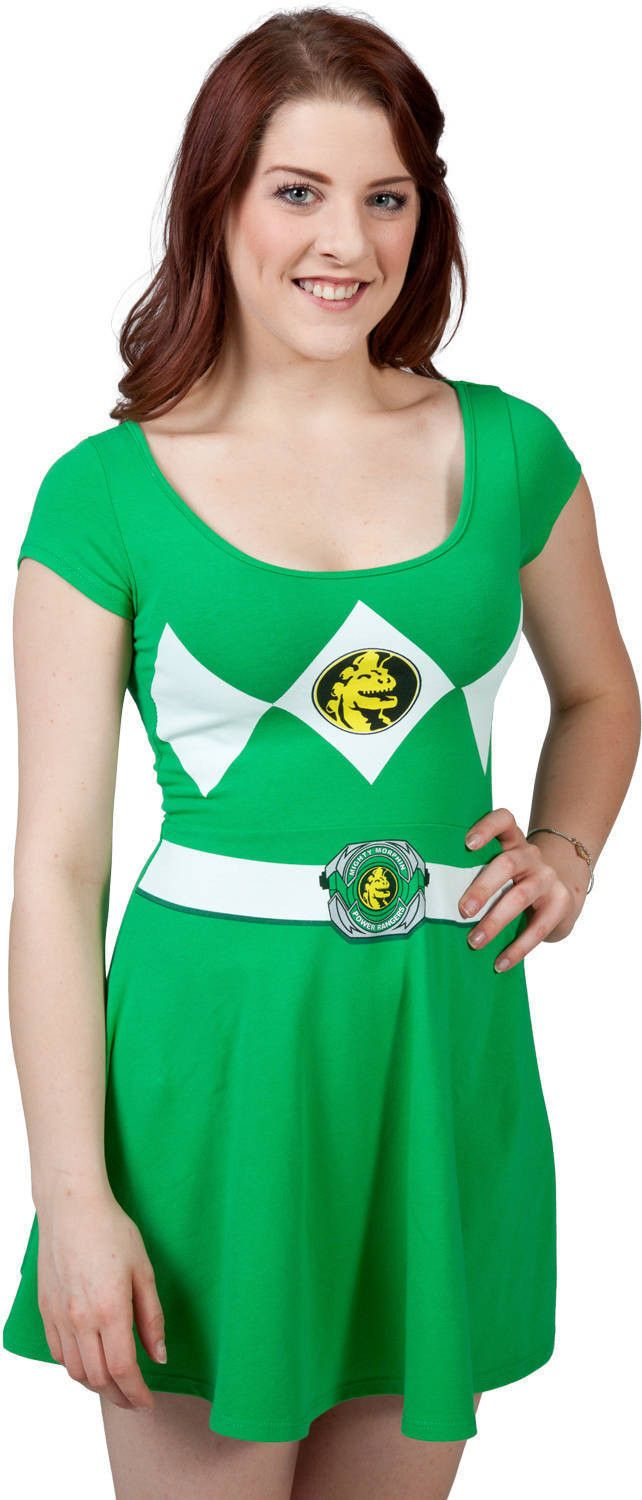 The original Green Ranger costume caught people's eye because of its unique gold…