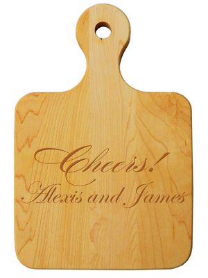 Maple 12 inch Artisan Cutting Board: Cutting Board