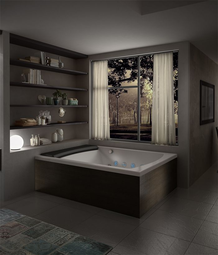1000 Images About Bathroom By Night On Pinterest