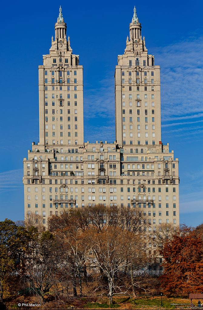 The San Remo - a luxury co-operative apartment building in ...