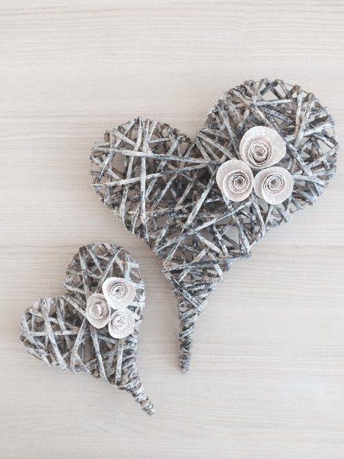 Srdce - strakaté