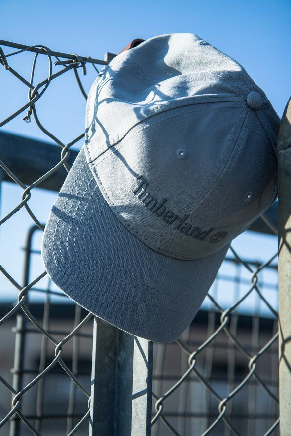 Timberland - Embroidered Cap,  timberland, , curve, cap, hat, blue, trend, style, fashion, 2017, hat, blue, outfit, logo, black, accessories, orange, low, embroidered,