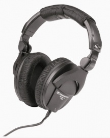 Sennheiser Circumaural Headphone HD 280 PRO  The HD 280 PRO are closed-back circumaural headphones designed for professional monitoring..Rs. 6990 / $128.63
