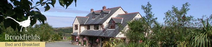 Brookfields - Bed and Breakfast in St Kew, North Cornwall