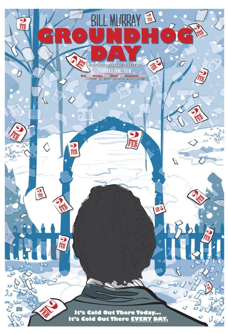Groundhog Day by Cutestreak Designs