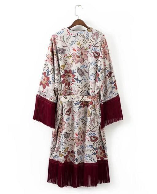 9b6b8eadf7 QQ20170812204718 | clothes | Kimono shirt, Kimono, Shirt blouses