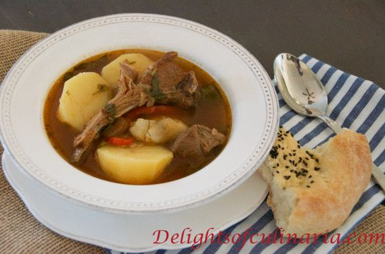 Shurpa is the most popular Uzbek soup that take special place in national culinary of Uzbek cuisine.