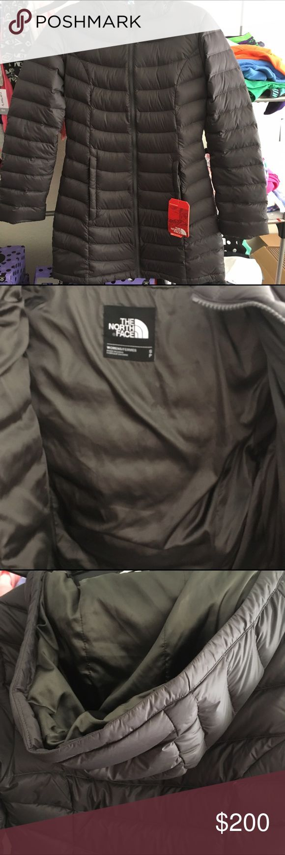 The North Face Winter Jacket Hooded NWT Size Small The North Face Winter Jacket Hooded NWT Size Small The North Face Jackets & Coats Puffers