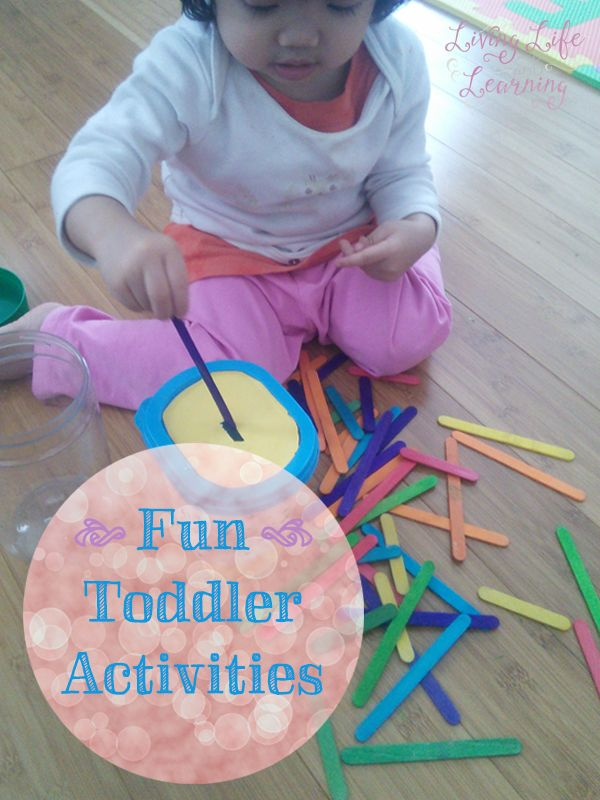 woolrich clothing uk Fun and frugal activities that are simple to put together for your toddler Parenting