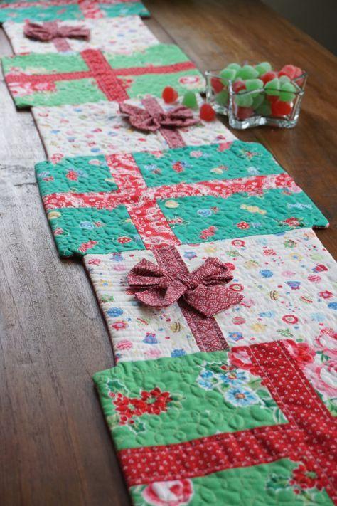 Christmas Table Runner                                                                                                                                                                                 More