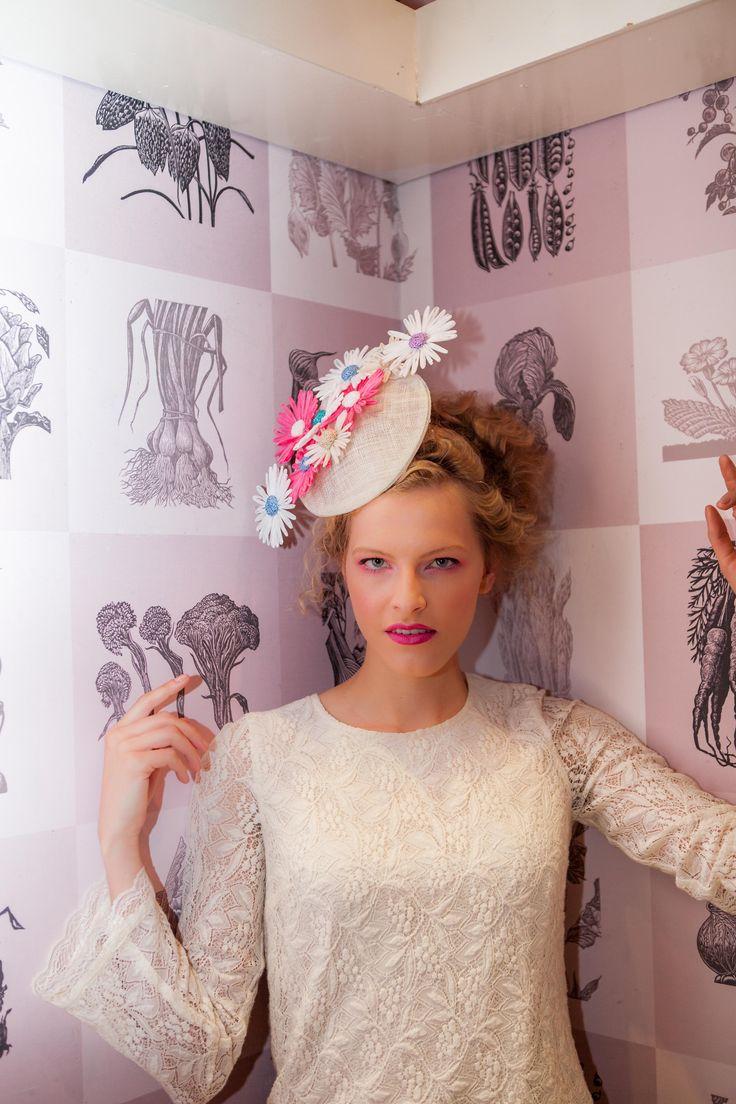 Beverley Edmondson is an innovative bespoke milliner based in Farnham, Surrey…