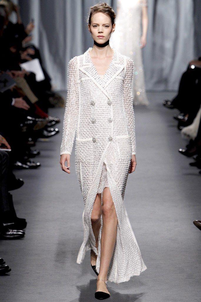 Chanel Spring 2011 Couture Fashion Show - Freja Beha Erichsen