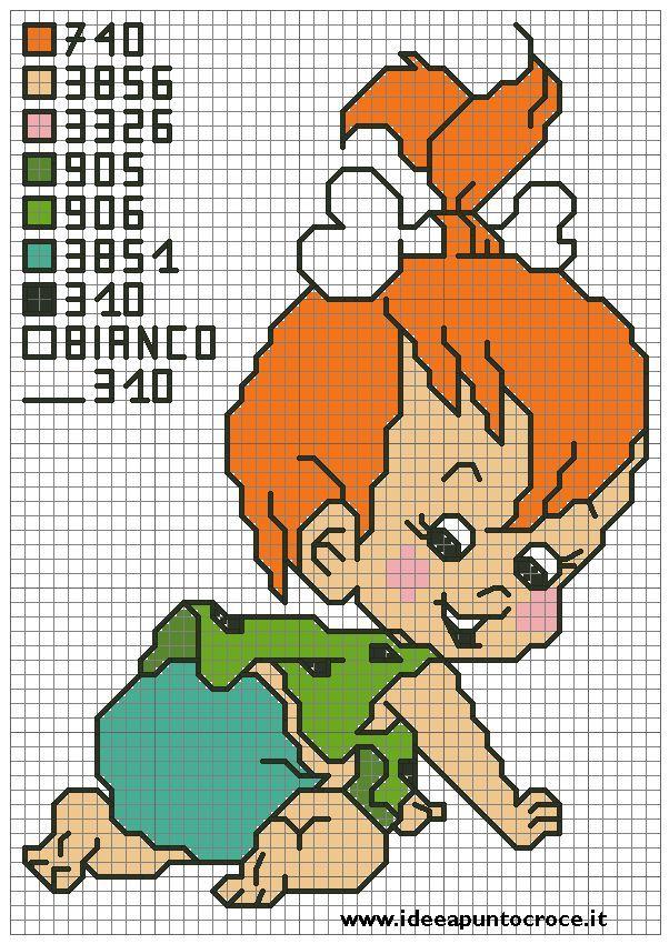 Bimba Flinstones Schema by syra1974.deviantart.com on @deviantART