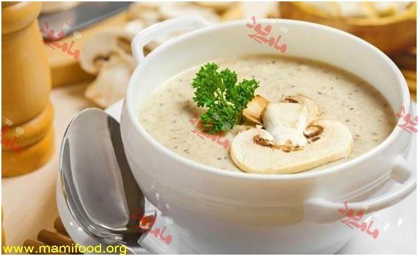 خوشمزه ترین سوپ جو با سس شیر طرز تهیه یک غذای رژیمی فوری و ساده در مامی فود