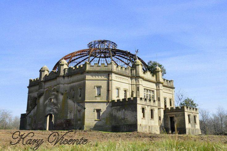 Viajemos al campo y .... Algo más: Los castillos de la Argentina, La Estancia Marion