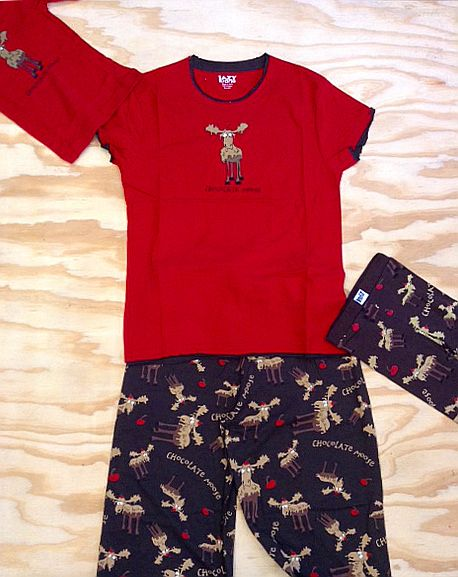 10 best Moose Themed Pajamas and Slippers images on Pinterest ...