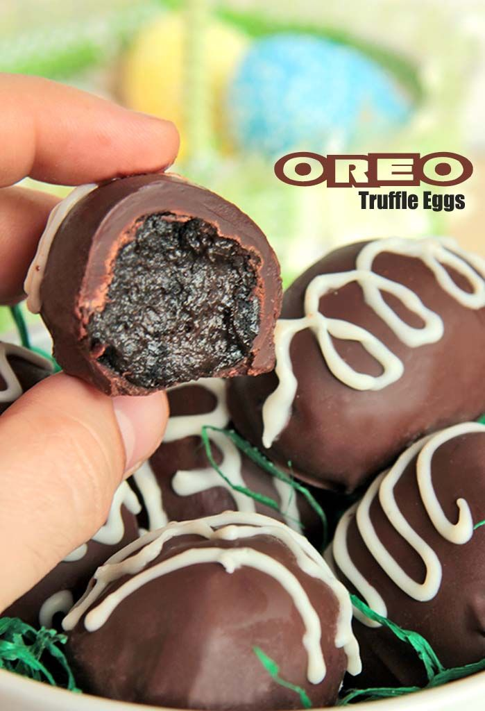 158 best easter chocolates images on pinterest chocolate easter easter is on the way and so are the oreo truffle eggs and if you negle Images