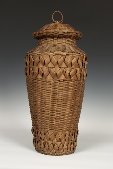 Basket Weaving Tribes : Best hochunk images on native american