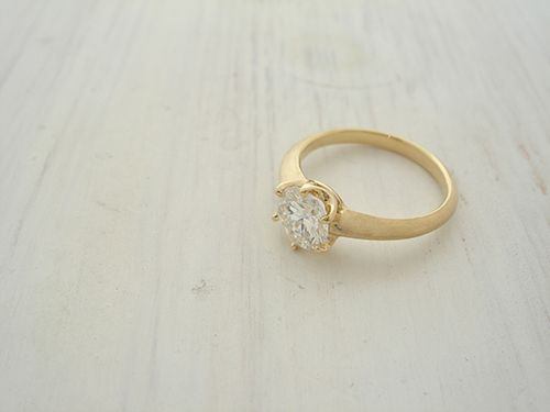 ZORRO Order Collection - Engagement Ring - 033