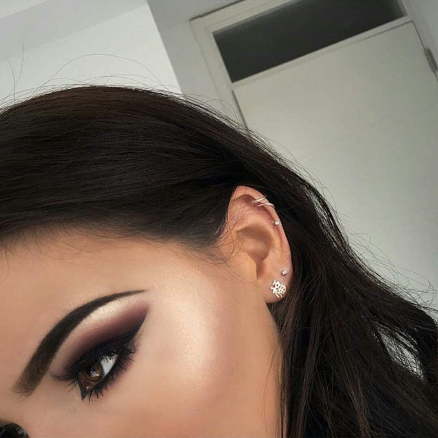 This is the makeup look i want to wear on my funeral
