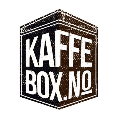 Gaveabonnement. 250g kaffe, lysbrent, 3 mnd, hele bønner. Kaffebox.no. 449,-